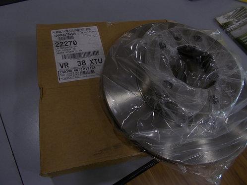 8671017104 Kit 2 dischi freni Originali Renault Motrio