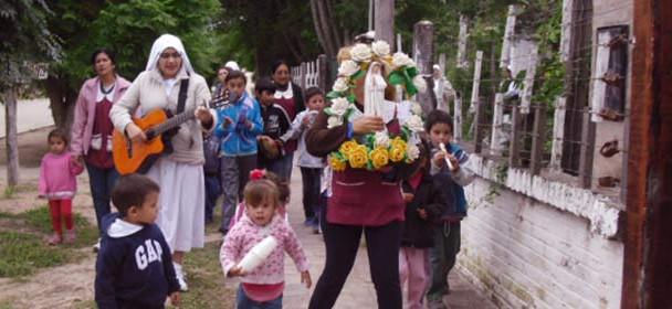 Ajuda para a diocese mais pobre da Argentina
