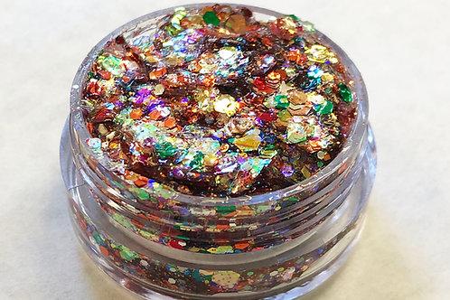 Autumn Festival Glitter Gel