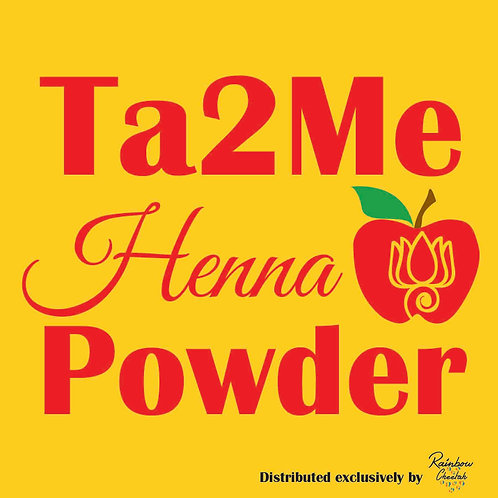 Ta2Me Henna Powder