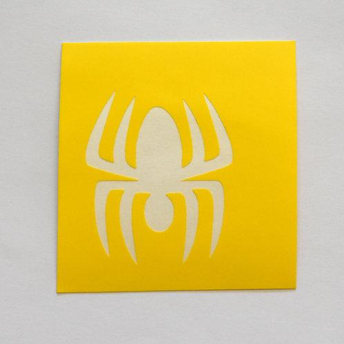 Spider Stencil  -  5 Pack
