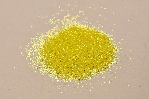 Emoji Yellow Cosmetic Glitter