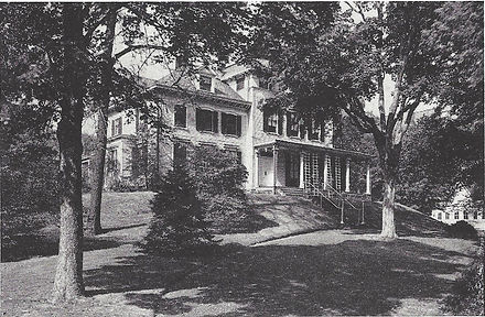 Peck House Newark