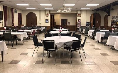 Roseville Presbyterian Church Social Hall