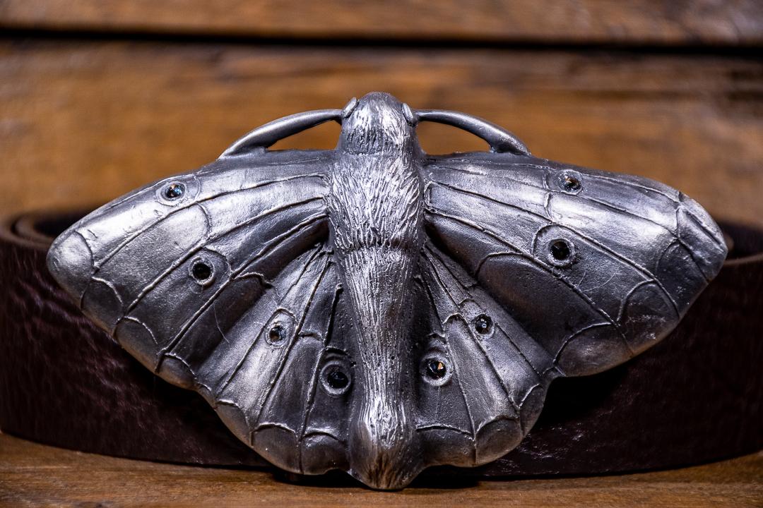 Moth Silver Alloy