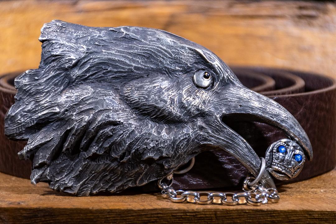 Raven Silver Alloy