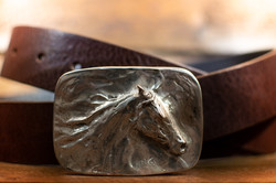 Mare Horse Buckle