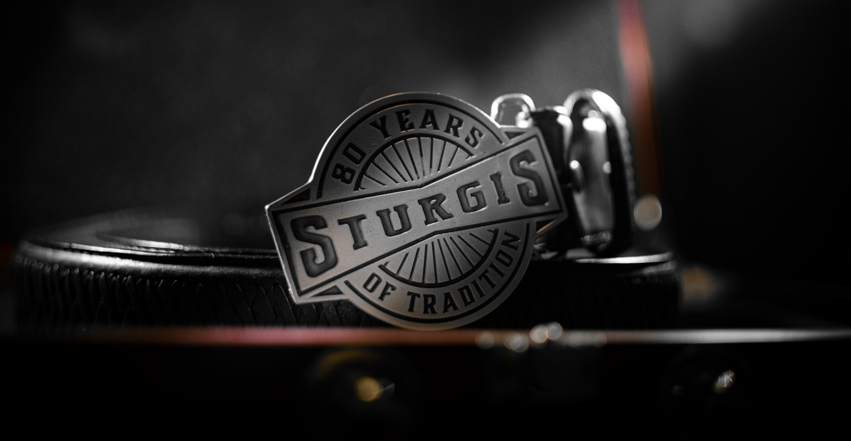 Sturgis 80th Buckle