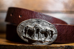 Two Horses Buckle