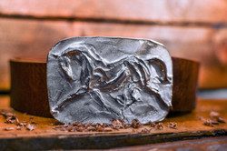 Trotting Horse Buckle