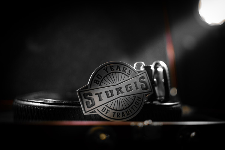 Sturgis 8th Buckle