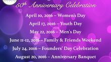50th Church Anniversary Celebration