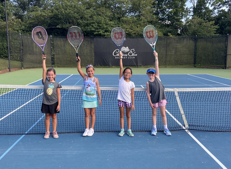 Racquet Club News: August 4
