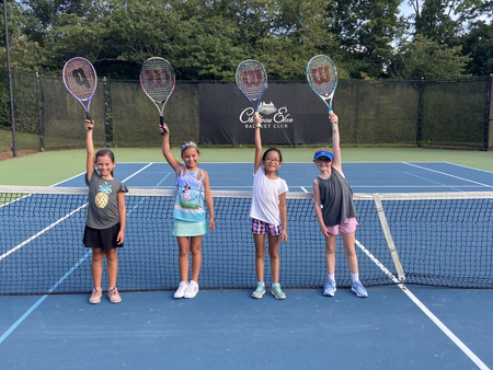 Racquet Club News: August 4