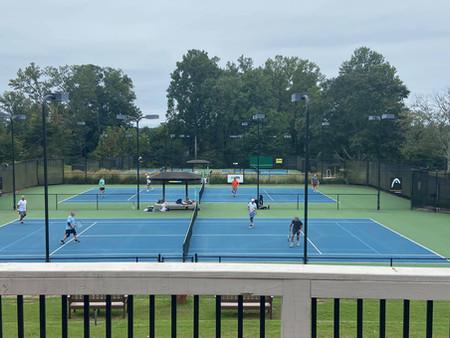Racquet Club News: September 22