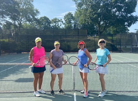 Racquet Club News: July 28
