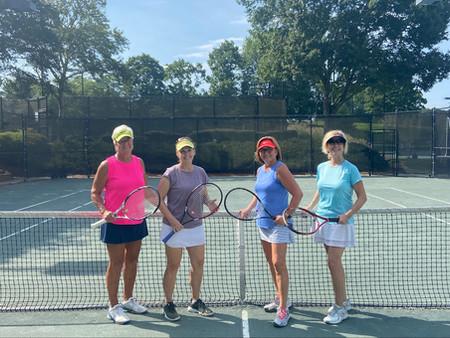 Racquet Club News: July 28