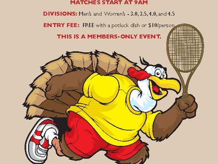 3 on 3 Turkey Challenge