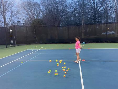 Racquet Club News: February 2