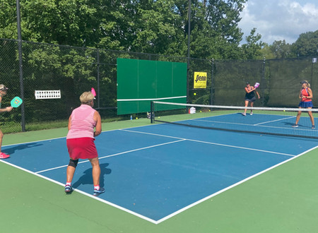 Racquet Club News: September 8