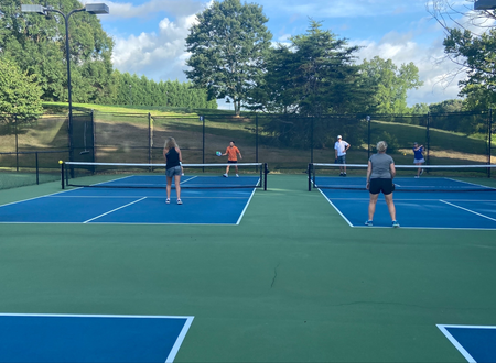 Racquet Club News: August 11