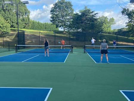 Racquet Club News: August 11