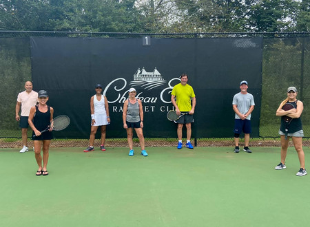 Racquet Club News: August 25