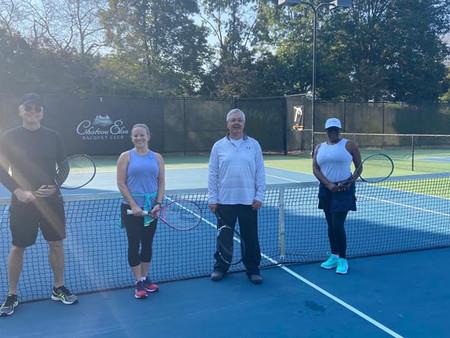 Racquet Club News: October 13