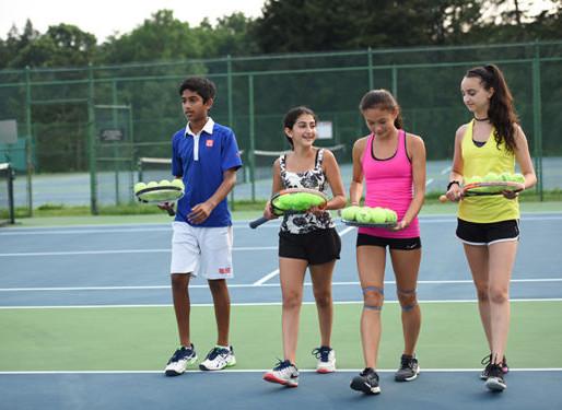 Cliff Drysdale Tennis Partners With Julian Krinsky Camps & Programs