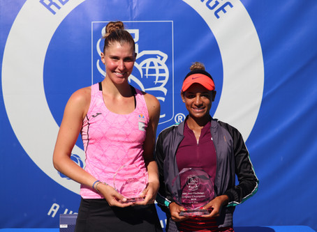 16 Year Old American Whitney Osuigwe Wins RBC Pro Challenge
