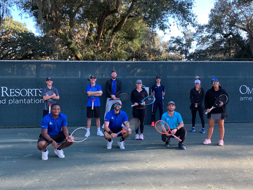 From a First-Time Coach: Traveling to Doubles Boot Camp