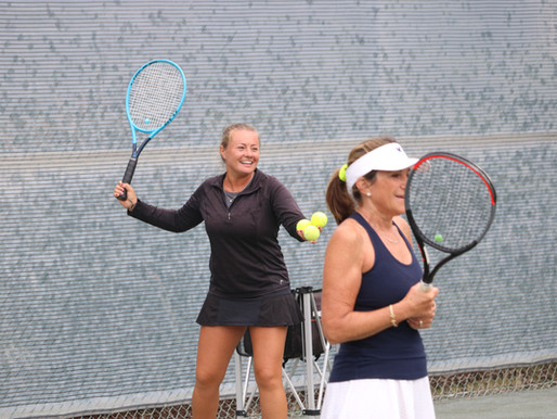 A Day in the Life of a CDT Tennis Pro