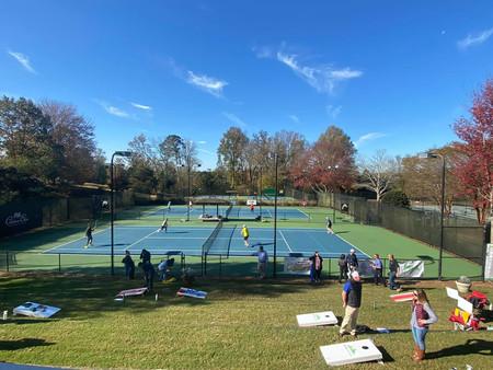 Racquet Club News: November 10