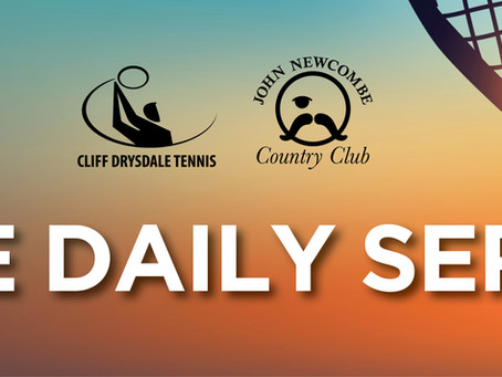 The Daily Serve: March 27
