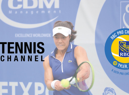 Tennis Channel Adds RBC Pro Challenge to November Coverage