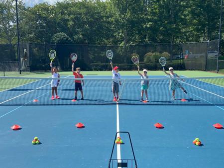 Racquet Club News: October 20