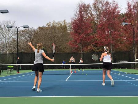 Racquet Club News: December 8