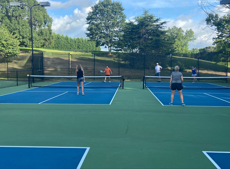 Racquet Club News: July 14