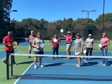 Racquet Club News: October 6