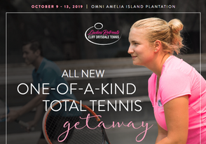ALL NEW- Ladies Tennis Getaway