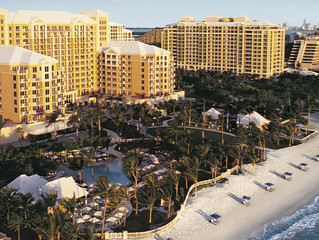 Enjoy the Ritz-Carlton Key Biscayne this Summer
