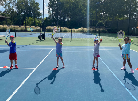 Racquet Club News: August 18