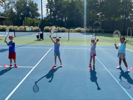 Racquet Club News: August 18