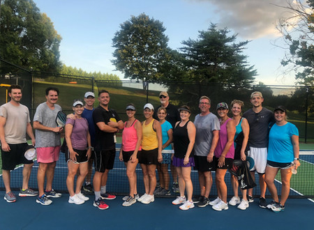 Racquet Club News: June 23