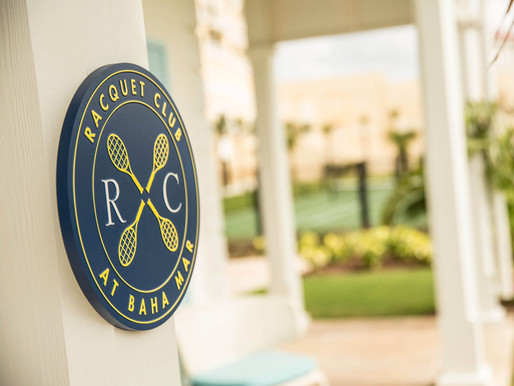 BAHA MAR PARTNERS WITH CLIFF DRYSDALE TENNIS TO MANAGE THE BAHA MAR RACQUET CLUB