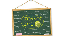 New to the Game? Try Tennis 101!