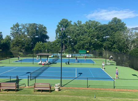 Racquet Club News: July 7