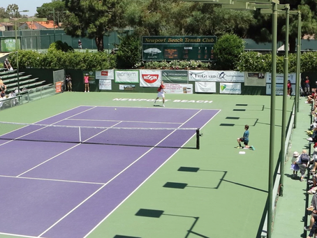 Cliff Drysdale Management Selected to Manage Operations at Newport Beach Tennis Club