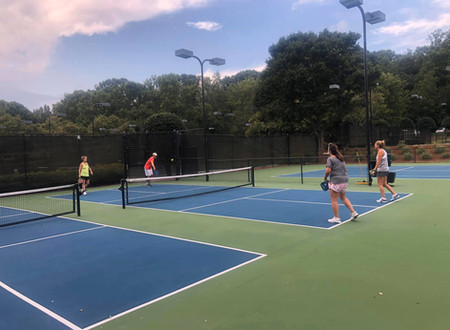 Racquet Club News: June 16