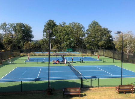 Racquet Club News: June 2